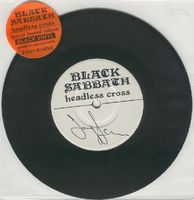 Black Sabbath - Headless Cross CD (album) cover