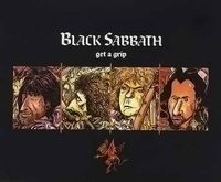 Black Sabbath Get a Grip album cover