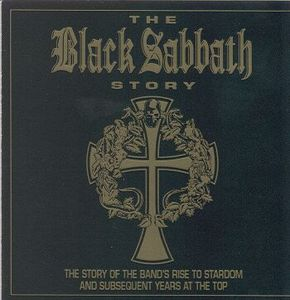 Black Sabbath The Black Sabbath Story album cover