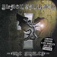 Black Sabbath The Singles 1970-1978 album cover