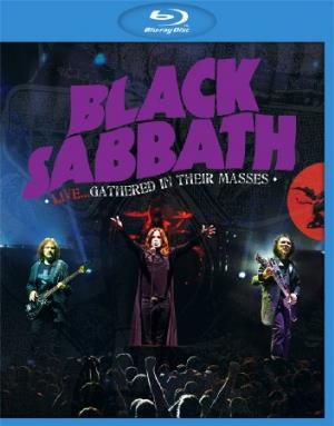 Live. Gathered in Their Masses by BLACK SABBATH album cover
