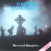 Black Sabbath Devil and Daughter album cover