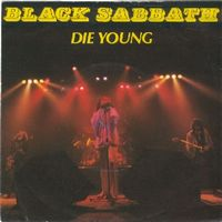 Black Sabbath Die Young album cover