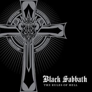 Black Sabbath The Rules of Hell  album cover