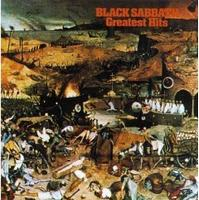 Black Sabbath Greatest Hits album cover