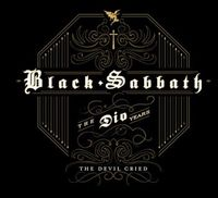 Black Sabbath The Devil Cried  album cover