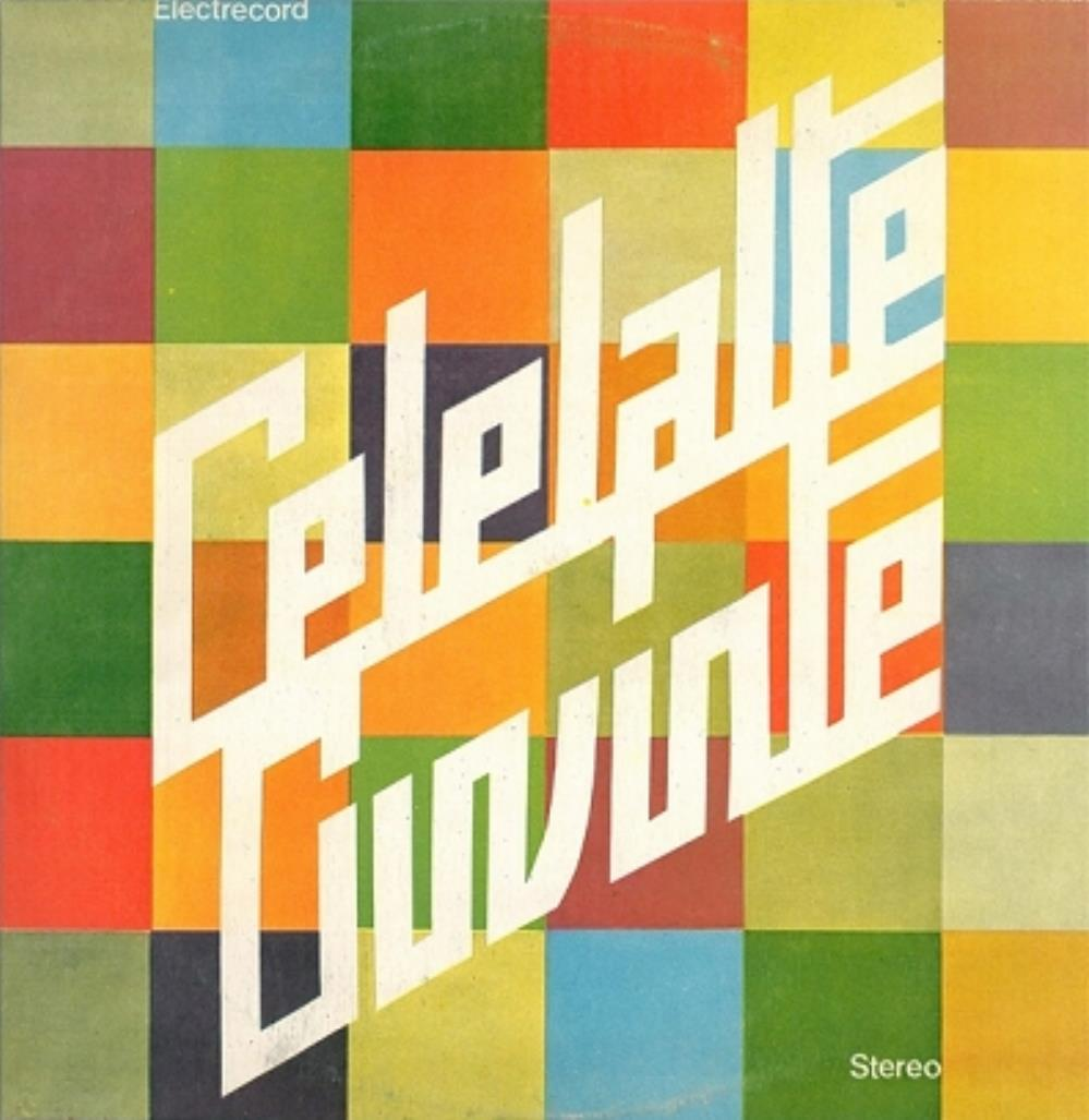 Celelalte Cuvinte by CELELALTE CUVINTE album cover