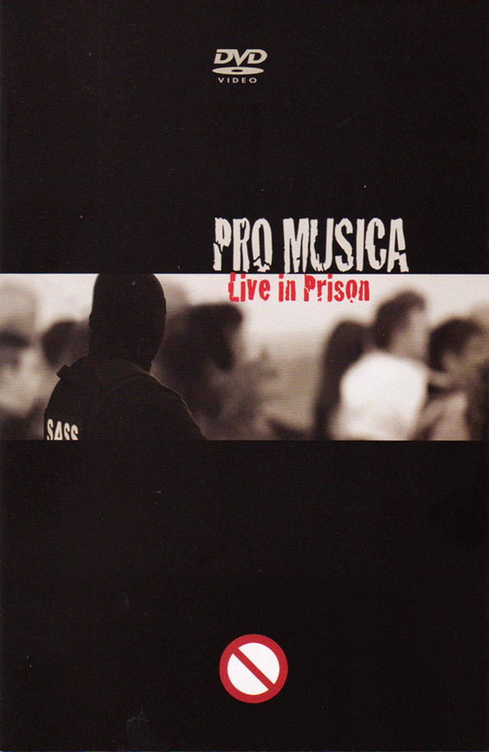 Pro Musica Live in Prison album cover