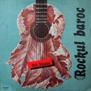 Rockul Baroc by PRO MUSICA album cover