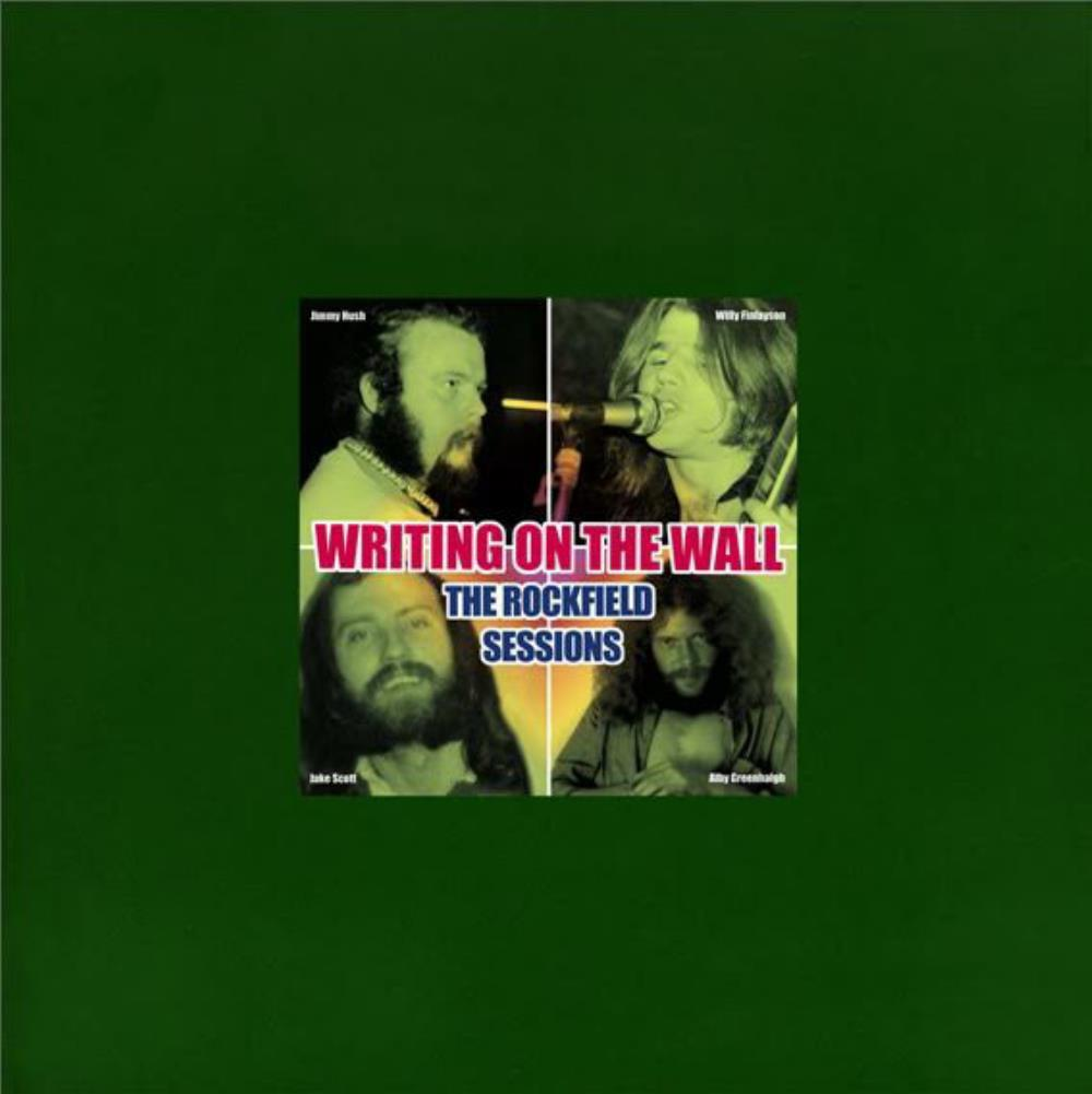 Writing On The Wall The Rockfield Sessions album cover