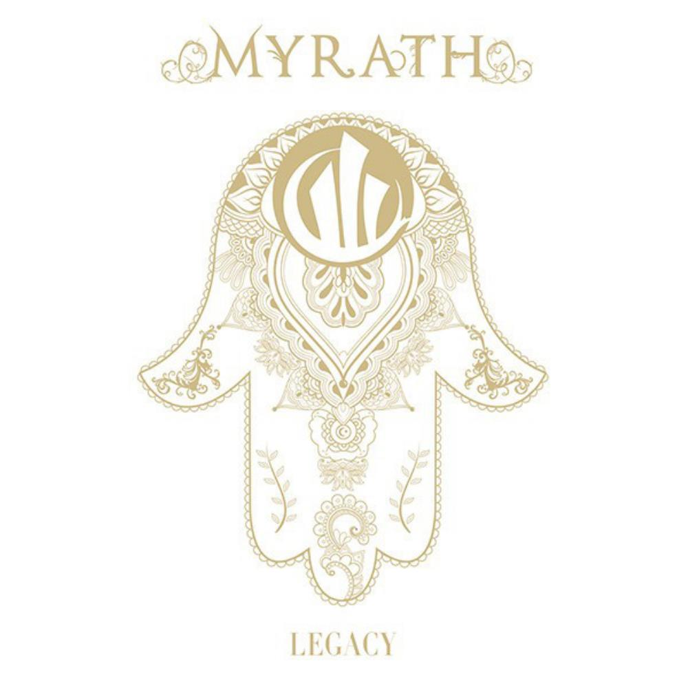 Legacy by MYRATH album cover