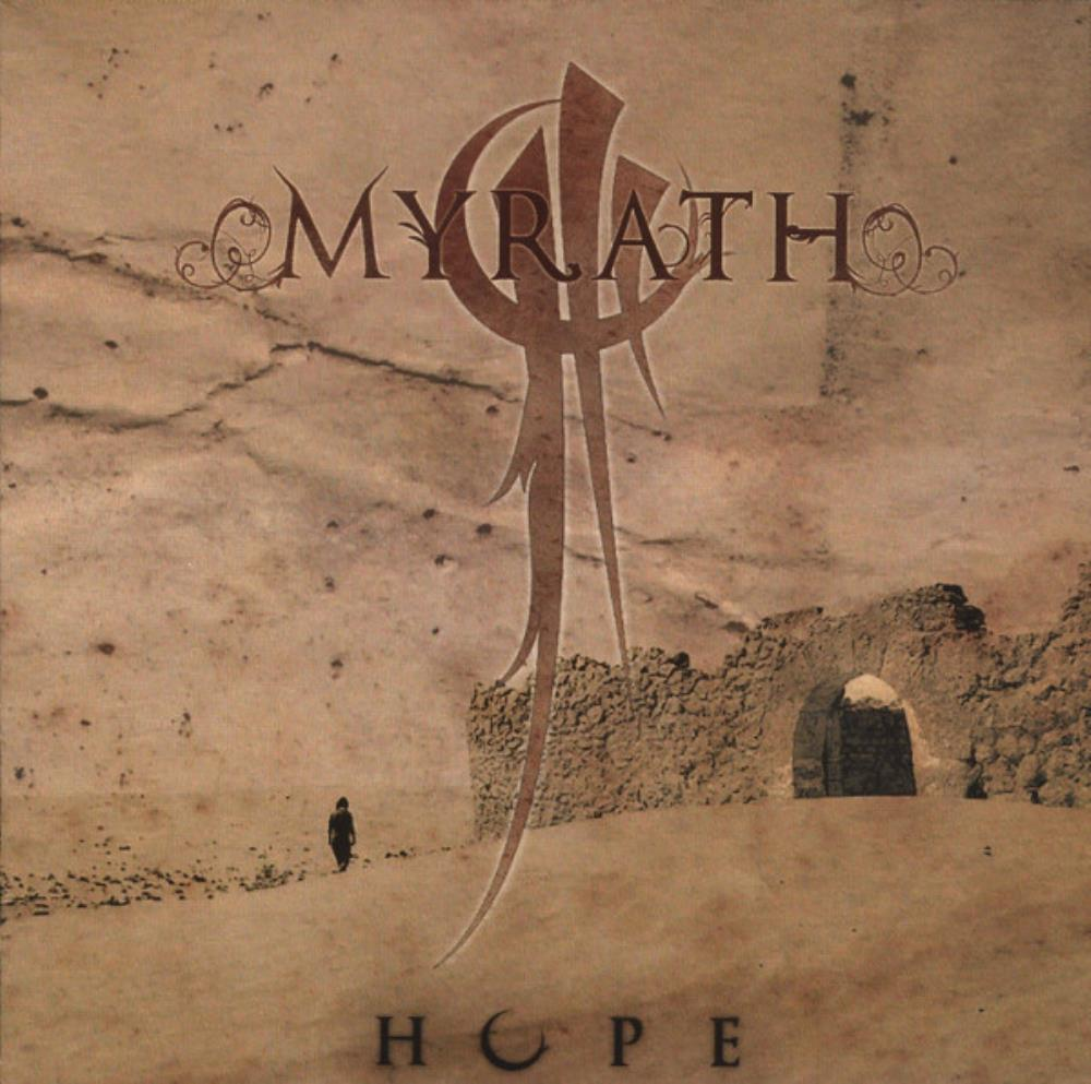Myrath - Hope CD (album) cover