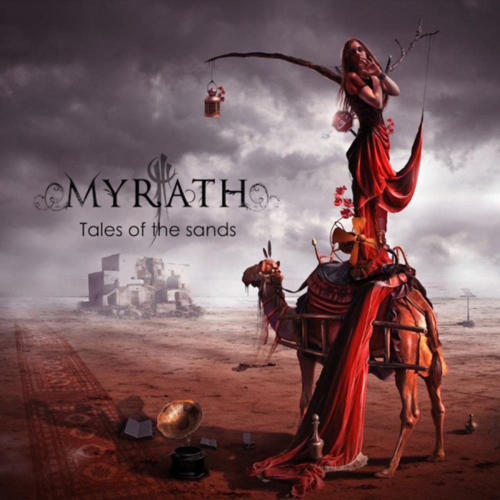 Tales Of The Sands by MYRATH album cover