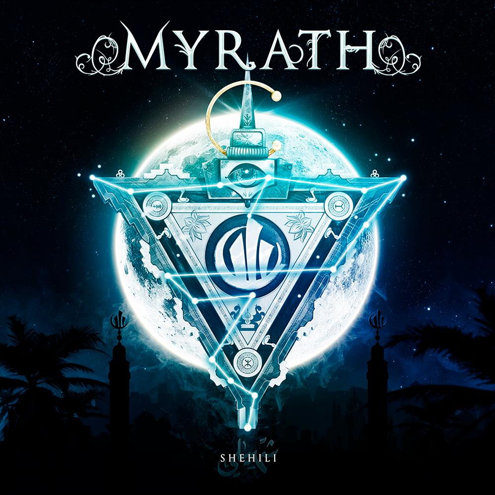 Shehili by MYRATH album cover