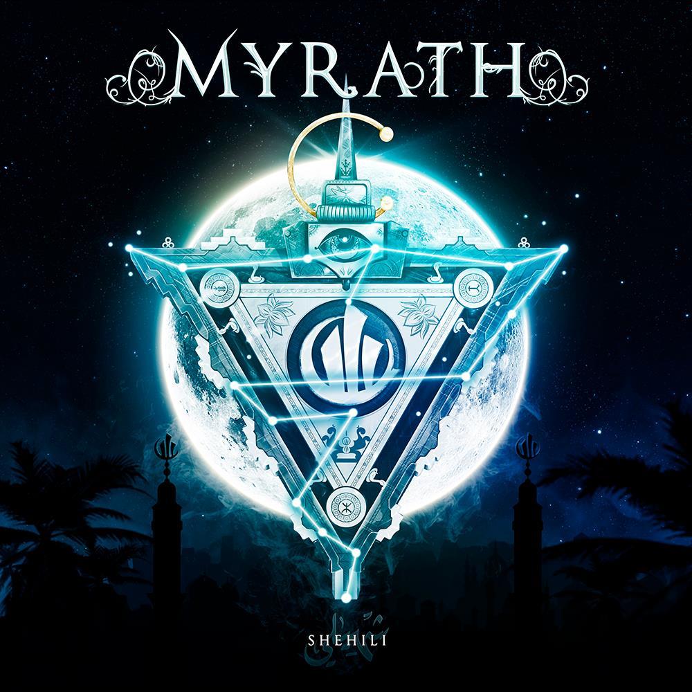 Shehili by MYRATH album cover