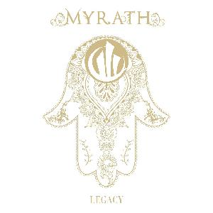Myrath - Legacy CD (album) cover