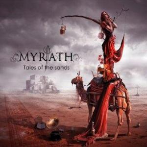Myrath - Tales Of The Sands CD (album) cover