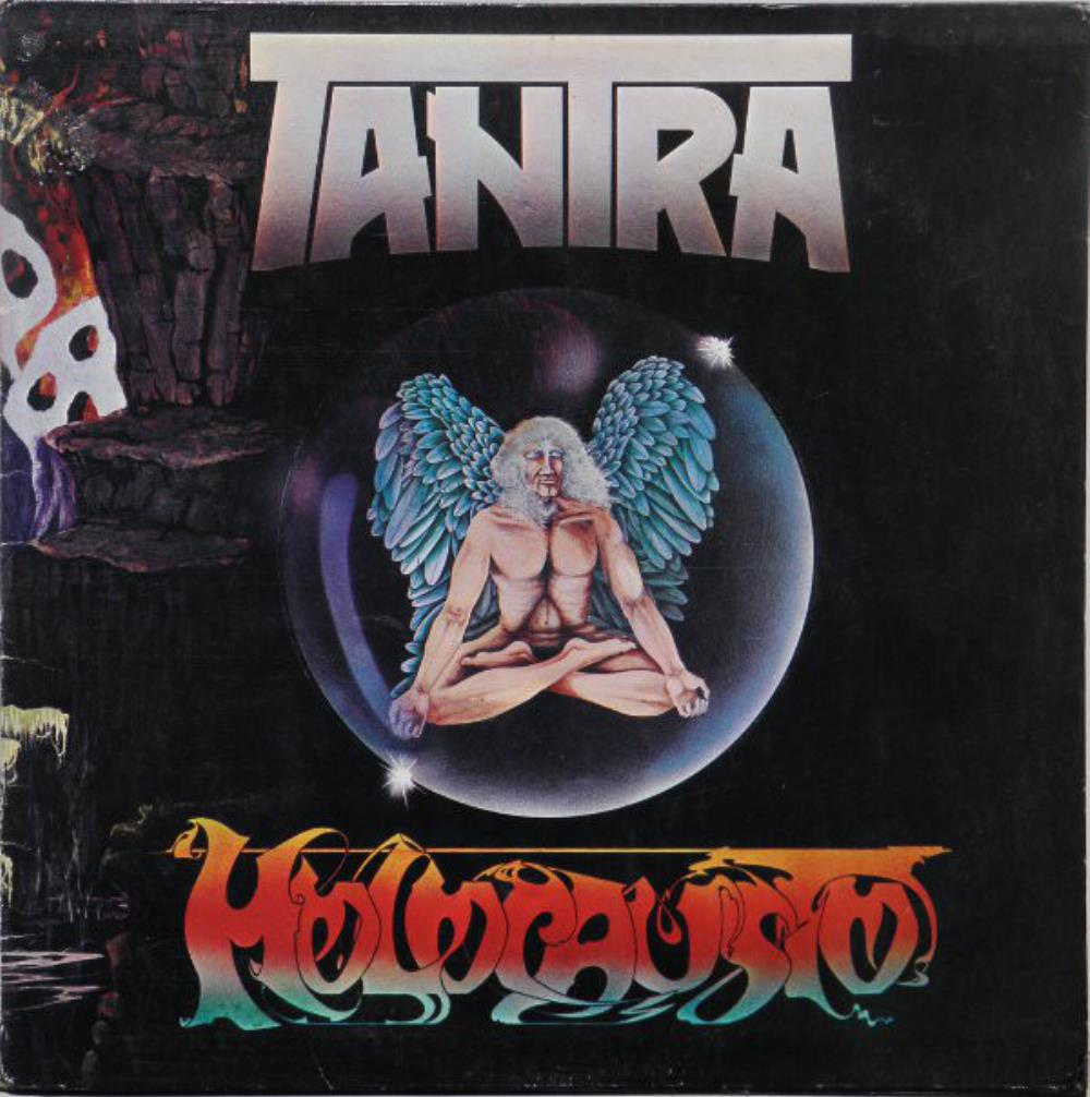 Tantra - Holocausto CD (album) cover