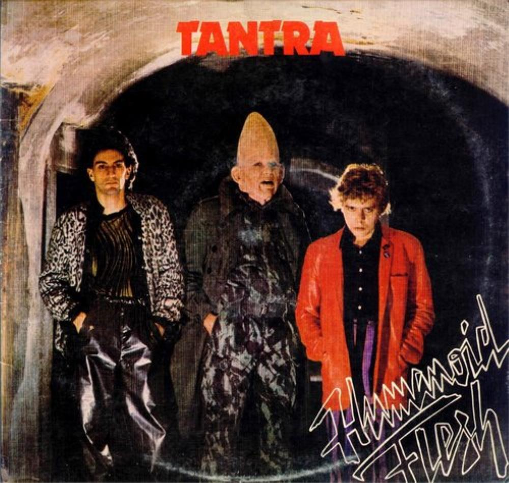 Humanoid Flesh by TANTRA album cover