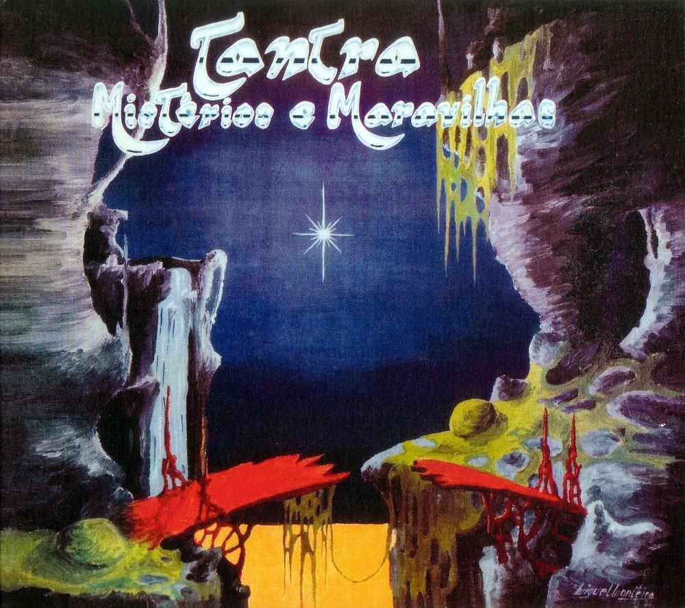 Mistérios E Maravilhas by TANTRA album cover