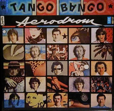 Tango Bango by AERODROM album cover