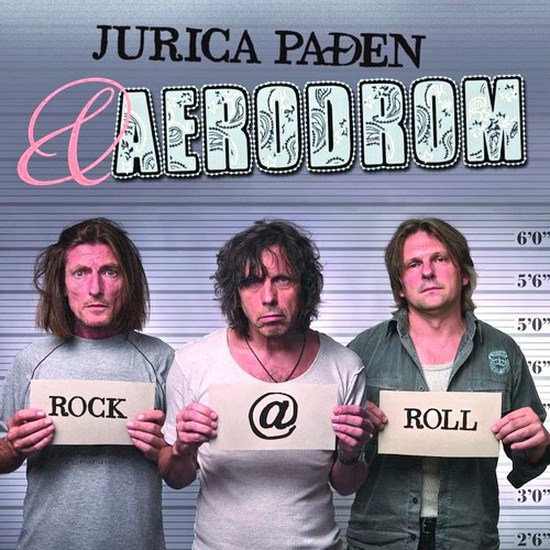 Rock @ Roll (as Jurica Padjen & Aerodrom) by AERODROM album cover