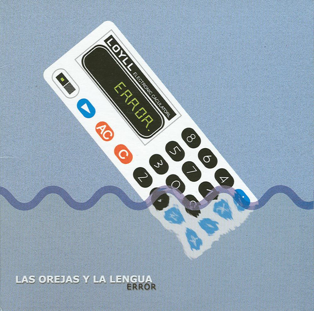 Error by OREJAS Y LA LENGUA, LAS album cover