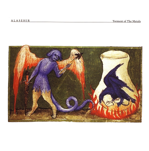 Alasehir - Torment Of The Metals CD (album) cover