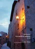 NoSound - The World Is Outside CD (album) cover