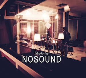 NoSound Introducing Nosound album cover