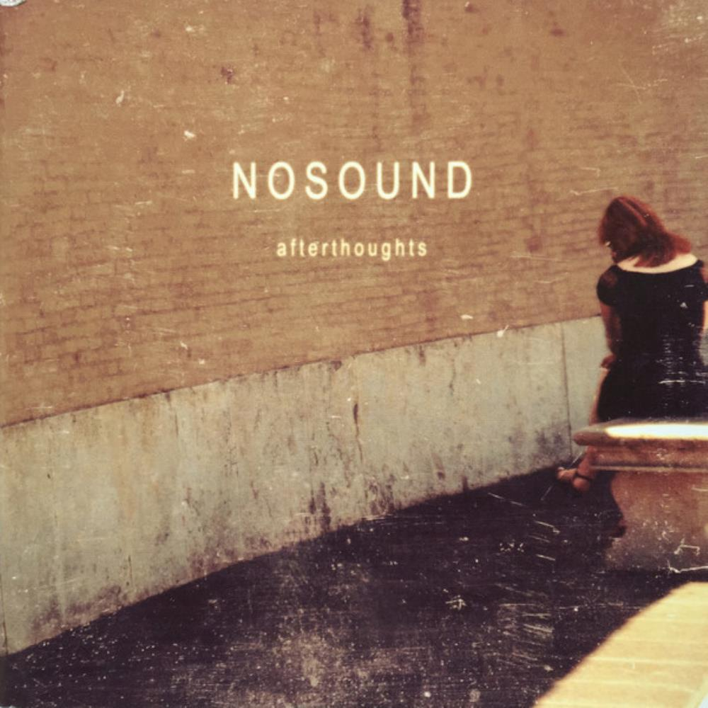 Afterthoughts by NOSOUND album cover
