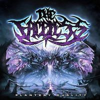 The Faceless - Planetary Duality  CD (album) cover