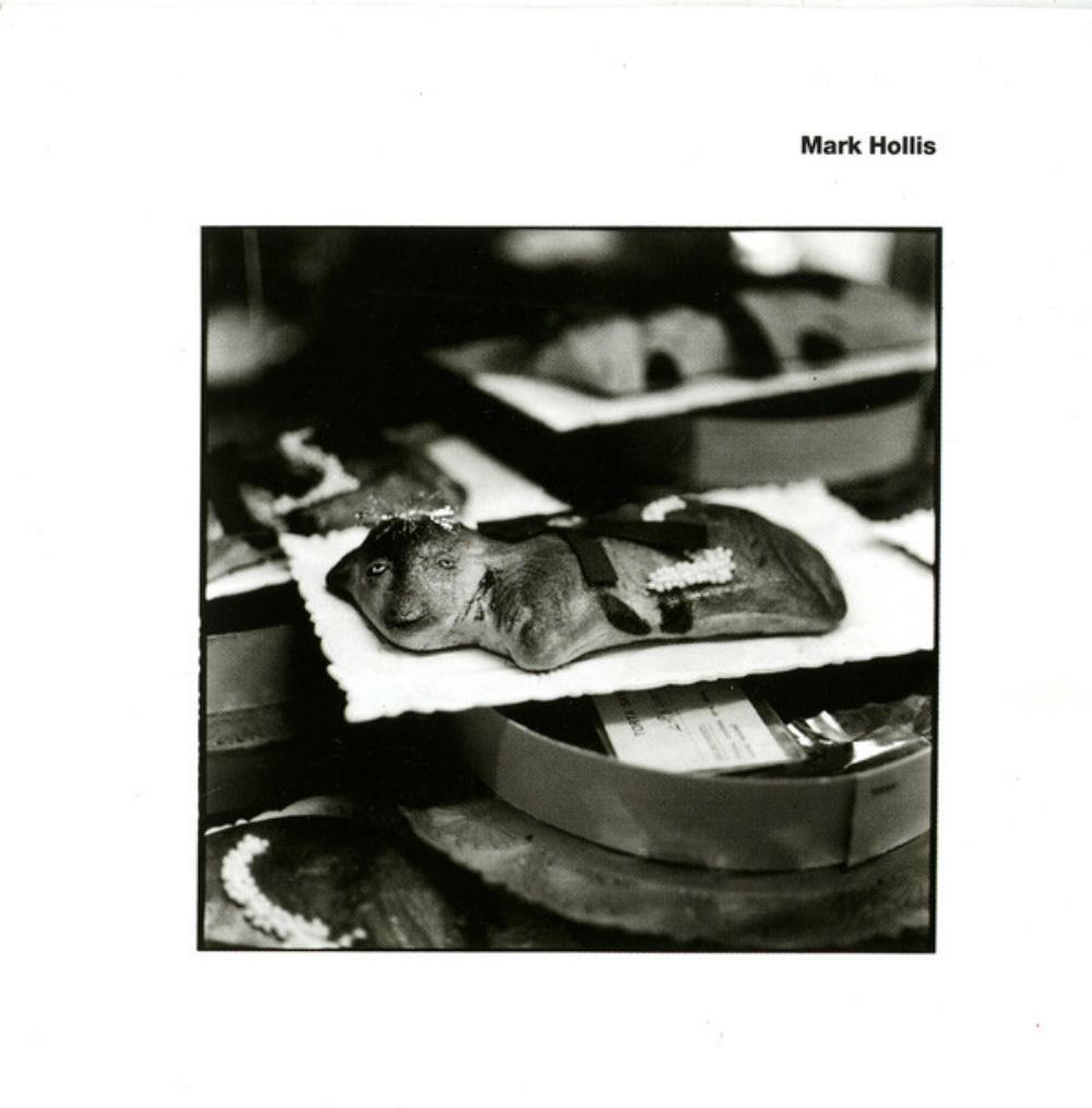 Mark Hollis - Mark Hollis CD (album) cover