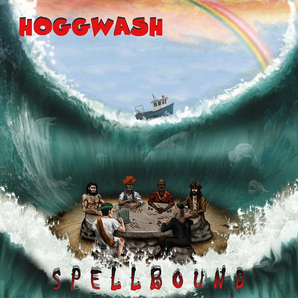 Hoggwash - Spellbound CD (album) cover