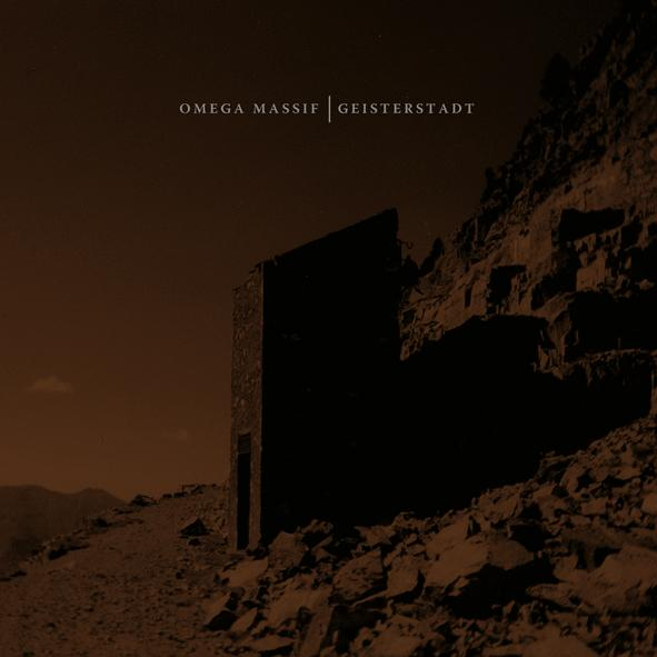 Omega Massif - Geisterstadt CD (album) cover