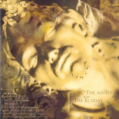 Témpano - The Agony And The Ecstasy CD (album) cover