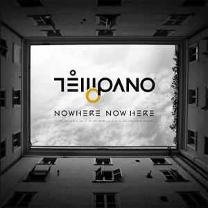 Témpano - Nowhere Now Here CD (album) cover