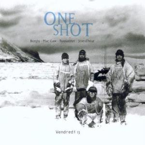 One Shot Vendredi 13 album cover