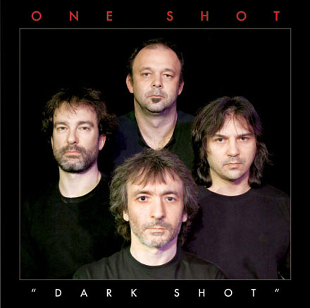One Shot - Dark Shot CD (album) cover