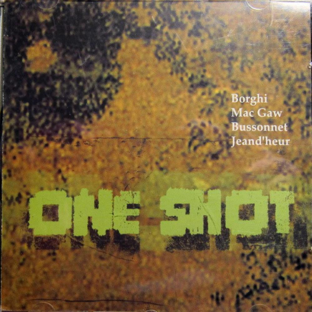 One Shot by ONE SHOT album cover