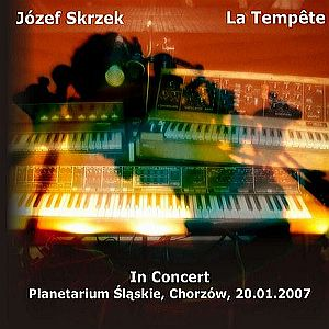 J�zef Skrzek - La Tempete CD (album) cover