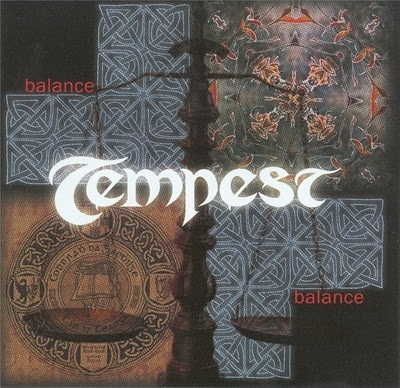 Tempest - Balance CD (album) cover