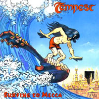 Tempest Surfing To Mecca  album cover