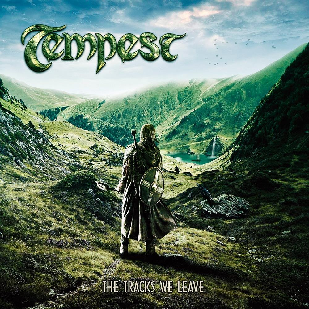 The Tracks We Leave by TEMPEST album cover
