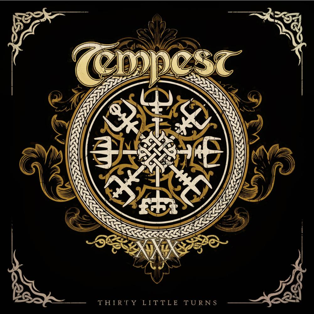 Thirty Little Turns by TEMPEST album cover