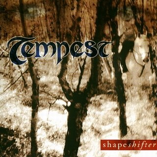 Shapeshifter by TEMPEST album cover