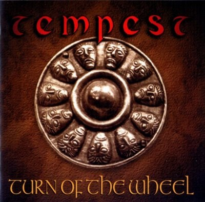 Turn Of The Wheel by TEMPEST album cover