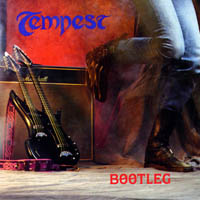 Tempest - Bootleg CD (album) cover