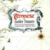 Tempest Sunken Treasures  album cover