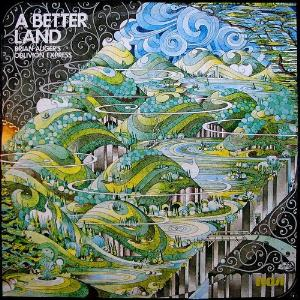 Brian Auger A Better Land (as Oblivion Express) album cover